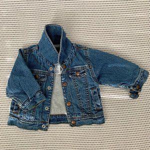 Gap Soft Denim Jacket | 3-6m
